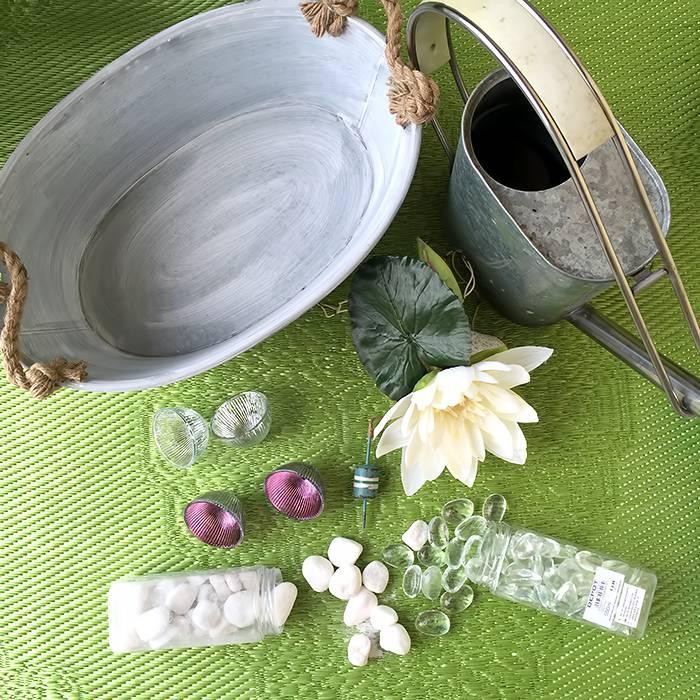 sehnsucht wasser dein balkon teich beas gedankensprudler designblog. Black Bedroom Furniture Sets. Home Design Ideas