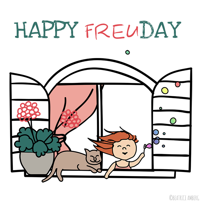 Happy Freuday