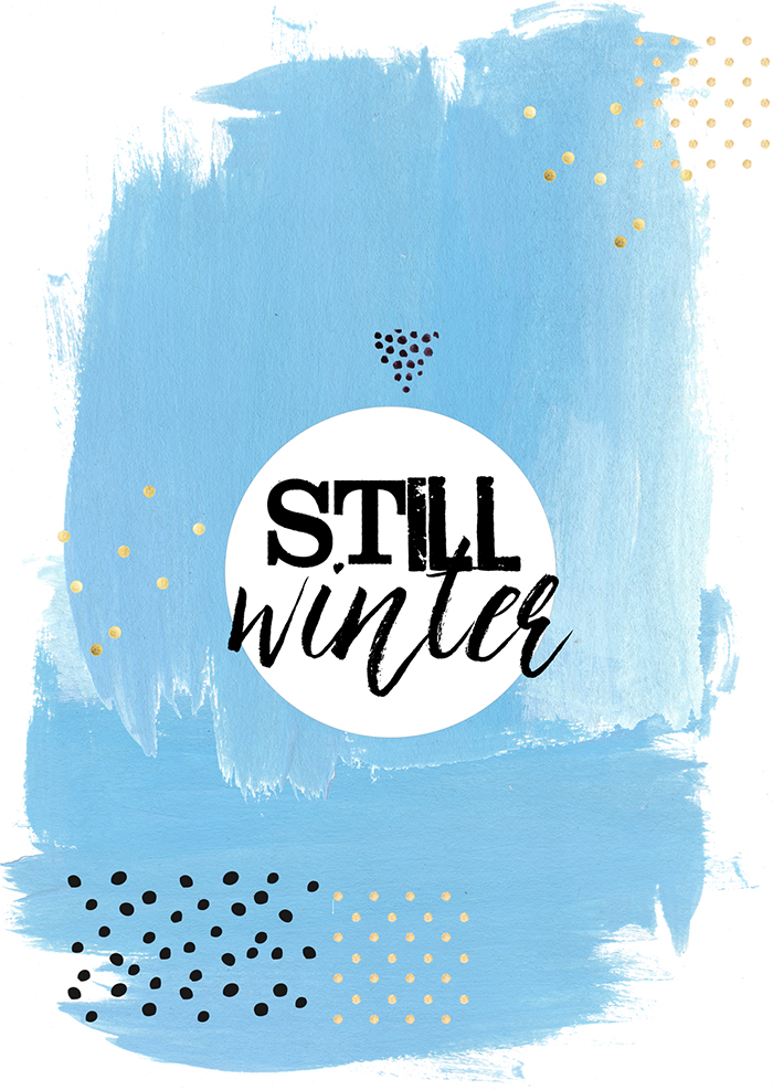 still winter
