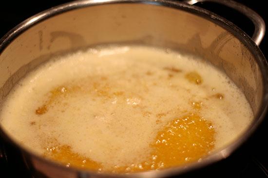 Butterschmalz herstellen