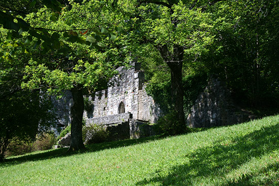 Kobel Ruine